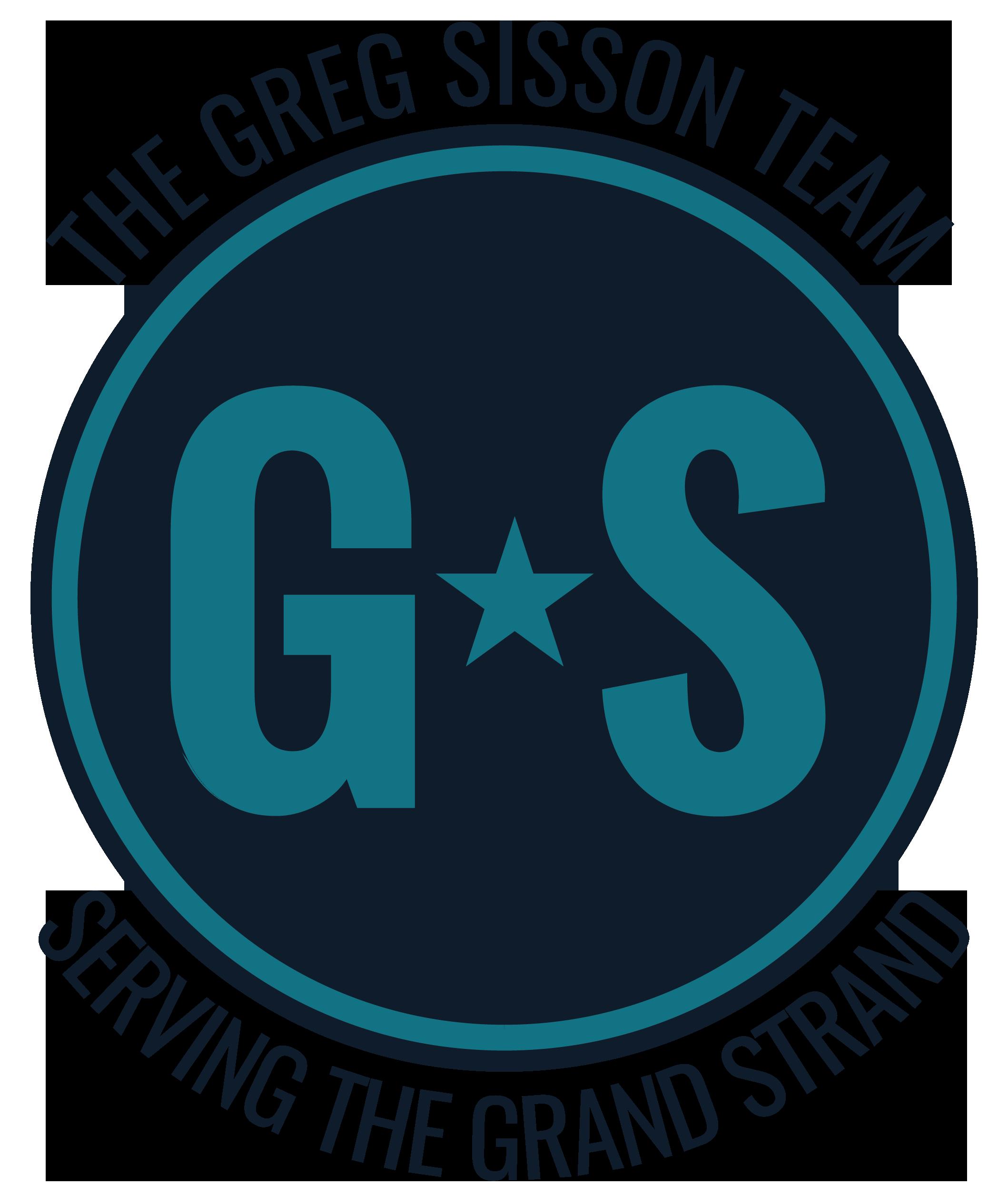 The Greg Sisson Team Logo